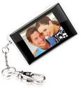 Coby DP180 (White) 1.8 Key Chain Digital Photo Frame